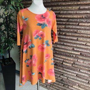 Agnes & Dora Joplin Floral Swing Dress W/Pockets